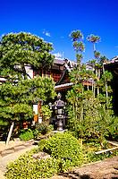 Renkou Temple, Kyoto, Japan
