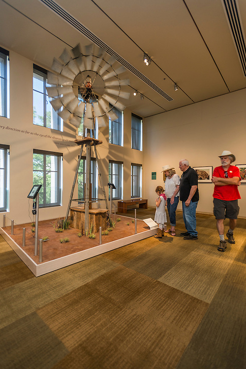 The Briscoe Museum of Western Art held its 2016 Briscoe Blast on July 23. In addition to free admission to the museum, the event also featured a variety of activities for people of all ages.