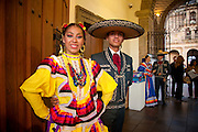 Dancers, Guadalajara, Jalisco, Mexico