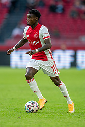 Quincy Promes of Ajax in action during eredivisie round 02 between Ajax and RKC at Johan Cruyff Arena on September 20, 2020 in Amsterdam, Netherlands