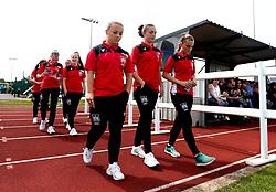 - Mandatory by-line: Robbie Stephenson/JMP - 03/06/2017 - FOOTBALL - Stoke Gifford Stadium - Bristol, England - Bristol City Women v Arsenal Ladies - FA Women's Super League Spring Series