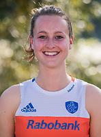 UTRECHT -   ELSIE NIX , trainingsgroep Nederlands team hockey.   COPYRIGHT  KOEN SUYK