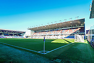 Turf Moor during the Premier League match between Burnley and Manchester City at Turf Moor, Burnley, England on 26 November 2016. Photo by Pete Burns.