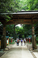 The Yakuoin Temple, officially known as Takaosan Yakuoin Yukiji Temple is one of the Daihonzan temples of the Chizan School of the Shingon sect. This temple is dedicated to Yakushi Nyorai.
