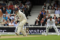 Cricket - 2017 South Africa Tour of England - Third Test, Day One<br /> <br /> Debutant Tom Westley for England during the morning session, at The Oval.<br /> <br /> COLORSPORT/ANDREW COWIE