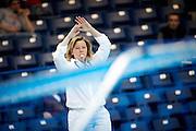 BELGRADO  EK waterpolo 2016<br /> <br /> Nederlandse waterpolo scheidsrechter Diana Dutihl Dumas, floot tijdens de EK in Belgrado en zal ook actief zijn tijdens de Olympische spelen van Rio<br /> <br /> foto: Wim Hollemans