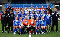Ålesund 20100417. Lagbilde FK Fortuna 2010..Foto: Svein Ove Ekornesvåg