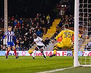 Fulham v Wigan Athletic 110217