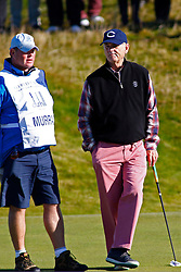 04.10.2012, Old Course, St. Andrews, SCO, European Golf Tour, Alfred Dunhill Links Championship, im Bild US Actor Bill Murray // during the European Golf Tour, Alfred Dunhill Links Championship at the Old Course, St. Andrews, Scotland on 2012/10/04. EXPA Pictures © 2012, PhotoCredit: EXPA/ Mitchell Gunn