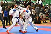 Cat 59 & 60 - 16-17yrs - Junior Female Open Kumite