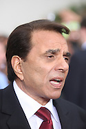 Indian actor Dharmendra Deol arriving at the International Indian Film Academy Awards (IIFA) ceremony at the Hallam Arena in Sheffield for the annual IIFA awards. The awards were known as the 'Bollywood Oscars' and ran from 7-10th June. They were watched by an estimated global television audience 500 million people.