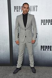 August 30, 2018 - Los Angeles, California, USA - 8/28/18.Randy Gonzalez at the premiere of ''Peppermint'' held at the Regal Cinemas LA Live in Los Angeles, CA, USA. (Credit Image: © Starmax/Newscom via ZUMA Press)