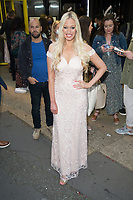 Hayley Palmer at the Gala Performance of Andrew Lloyd Webber's Cinderella  at the Gillian Lynne Theatre in Drury Lane, London, United Kingdom photo by terry Scott