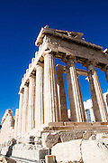 The Parthenon, Acropolis, Athens, Greece, UNESCO word heritage site