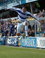 Photo: Tony Oudot.<br />Queens Park Rangers v Sheffield Wednesday. Coca Cola Championship. 10/03/2007.<br />Marc Nygaard of QPR