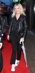 Saoirse-Monica Jackson arrives at the Omniplex Cinema in Londonderry for the Derry Girls premiere ahead of the broadcast of the second series on Channel 4.