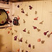 Installation View: Bundles of Joy,  Lilac Arts, SS Lilac, Pier 25, New York City
