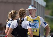 Poznan. POLAND.<br /> <br /> NZL M1X. Mahe DRYSDALE. FISA World Cup III, Malta Lake.<br /> <br /> Sunday  19/06/2016<br /> <br /> [Mandatory Credit; Peter SPURRIER/Intersport-images]