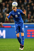 Leonardo Bonucci Italia <br /> Udine 24-03-2016 Stadio Friuli Football Calcio Friendly match Italia - Spagna / Italy - Spain Foto Andrea Staccioli / Insidefoto