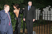 LEON BRITTAIN, TARA PALMER-TOMPKINSON, Sir David and Lady Carina Frost annual summer party, Carlyle Sq. London. 5 July 2007  -DO NOT ARCHIVE-© Copyright Photograph by Dafydd Jones. 248 Clapham Rd. London SW9 0PZ. Tel 0207 820 0771. www.dafjones.com.