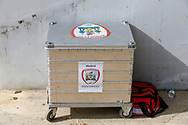 Barnsley medical chest during the EFL Sky Bet Championship match between Queens Park Rangers and Barnsley at the Kiyan Prince Foundation Stadium, London, England on 20 June 2020.