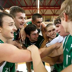 20110129: SLO, Basketball - Telemach League, KK Helios Domzale vs KK Zlatorog Lasko
