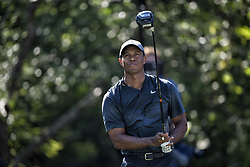 May 11, 2018 - Ponte Vedra Beach, FL, USA - The Players Championship 2018 at TPC Sawgrass..Tiger Woods on 13 tee. (Credit Image: © Bill Frakes via ZUMA Wire)