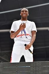 NOT3S during Capital's Summertime Ball with Vodafone at Wembley Stadium, London. This summer's hottest artists performed live for 80,000 Capital listeners at Wembley Stadium at the UK's biggest summer party. Performers included Camila Cabello, Shawn Mendes, Rita Ora, Charlie Puth, Jess Glyne, Craig David, Anne-Marie, Rudimental, Sean Paul, Clean Bandit, James Arthur, Sigala, Years & Years, Jax Jones, Raye, Jonas Blue, Mabel, Stefflon Don, Yungen and G-Eazy