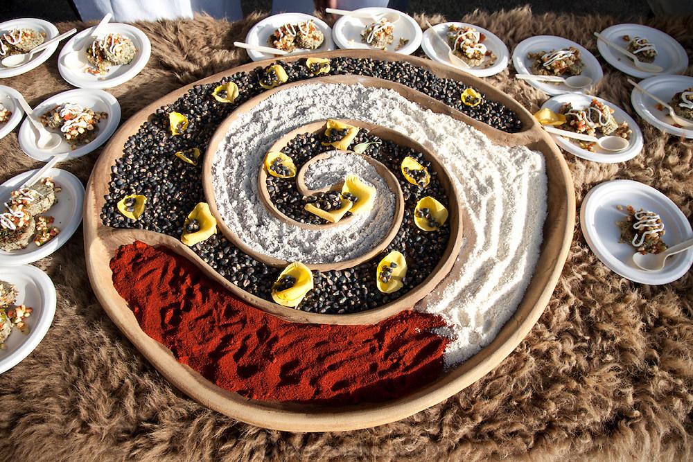 Slow Food celebration at Ft. Mason, San Francisco