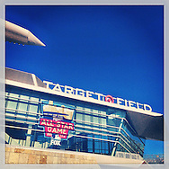 An Instagram of Target Field on September 29, 2013 in Minneapolis, Minnesota.