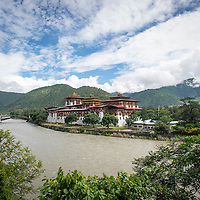 Punakha Dzong, Bhutan<br /> <br /> Full photoessay at http://xpatmatt.com/photos/bhutan-photos/