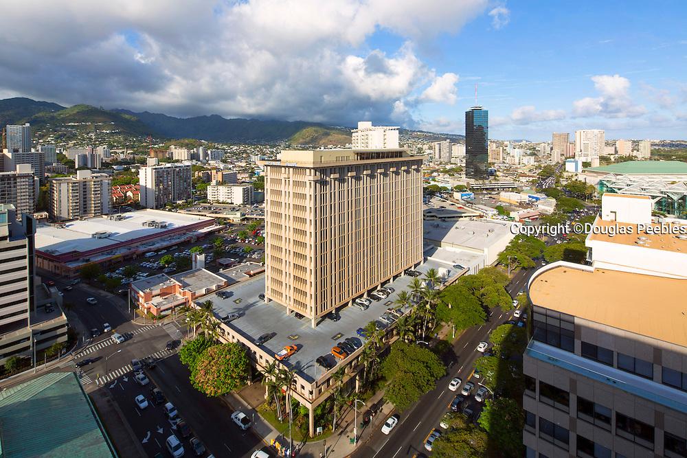 Pan Am Building, Honolulu, Oahu, Hawaii