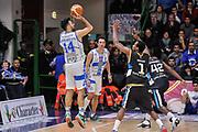 DESCRIZIONE : Campionato 2014/15 Serie A Beko Dinamo Banco di Sardegna Sassari - Upea Capo D'Orlando<br /> GIOCATORE : Brian Sacchetti<br /> CATEGORIA : Tiro Tre Punti Three Point Controcampo<br /> SQUADRA : Dinamo Banco di Sardegna Sassari<br /> EVENTO : LegaBasket Serie A Beko 2014/2015<br /> GARA : Dinamo Banco di Sardegna Sassari - Upea Capo D'Orlando<br /> DATA : 22/03/2015<br /> SPORT : Pallacanestro <br /> AUTORE : Agenzia Ciamillo-Castoria/L.Canu<br /> Galleria : LegaBasket Serie A Beko 2014/2015
