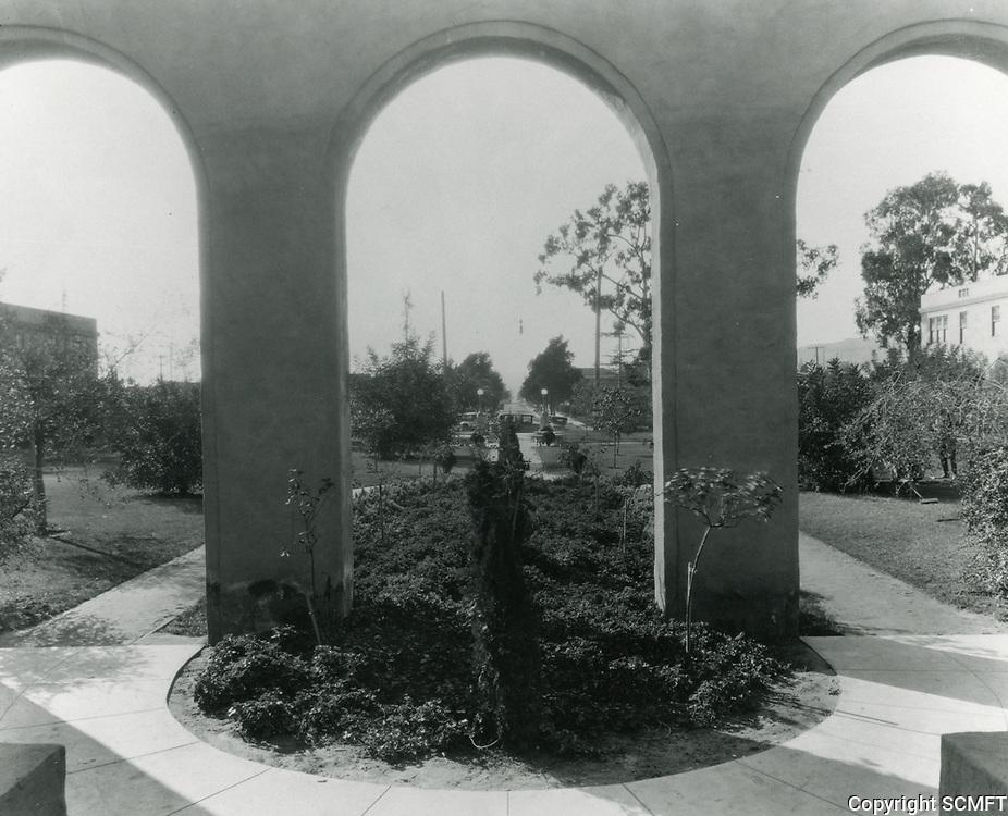 1927 FBO Studios on Gower St.