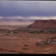 West of Tuba City, Arizona.