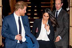 The Duke and Duchess of Sussex are closing their Buckingham Palace office - 17 Feb 2020