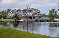 GOES - Clubhuis, Golfbaan De Goese Golf,   op Zuid-Beveland, COPYRIGHT  KOEN SUYK