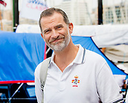 King Felipe joint the 36th Copa del Rey sailing contest, Palma de Mallorca 02-08-2017
