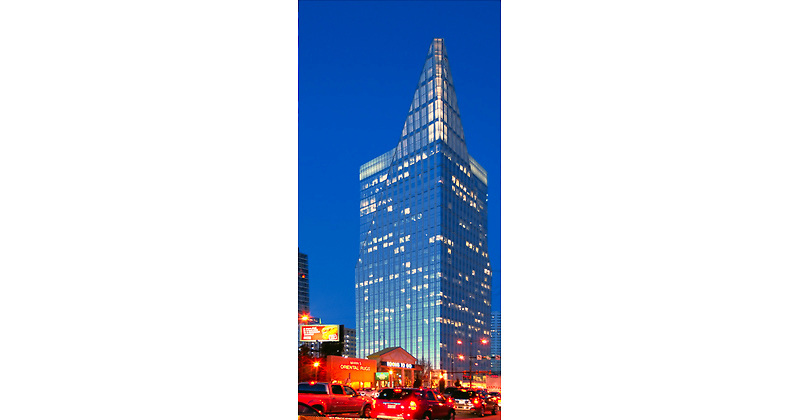 Terminus 100 Tower 3280 Peachtree Road - HKS, Inc. Architect