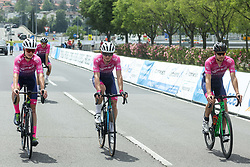 Luka Vrhovnik, Luka Dragar, Matic Zumer during Slovenian National Road Cycling Championships 2021, on June 20, 2021 in Koper / Capodistria, Slovenia. Photo by Vid Ponikvar / Sportida
