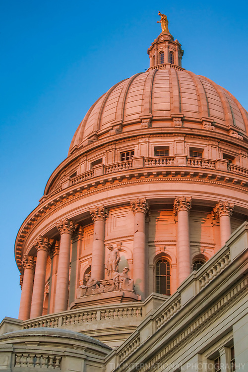 Dome of the Wisconsin State Capitol