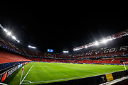 General inside view during the UEFA Champions League, Group Stage, Group E football match between Sevilla FC and Stade Rennais on October 28, 2020 at Ramon Sanchez-Pizjuan stadium in Sevilla, Spain - Photo Joaquin Corchero / Spain ProSportsImages / DPPI / ProSportsImages / DPPI