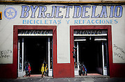 Byrjetdelaio Bike Shop in Puebla
