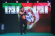 Jose De Sousa during the PDC Unibet Premier League darts at Marshall Arena, Milton Keynes, United Kingdom on 24 May 2021.