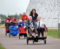 Minister launches Cycling without Age rollout, Falkirk, 29 May 2018