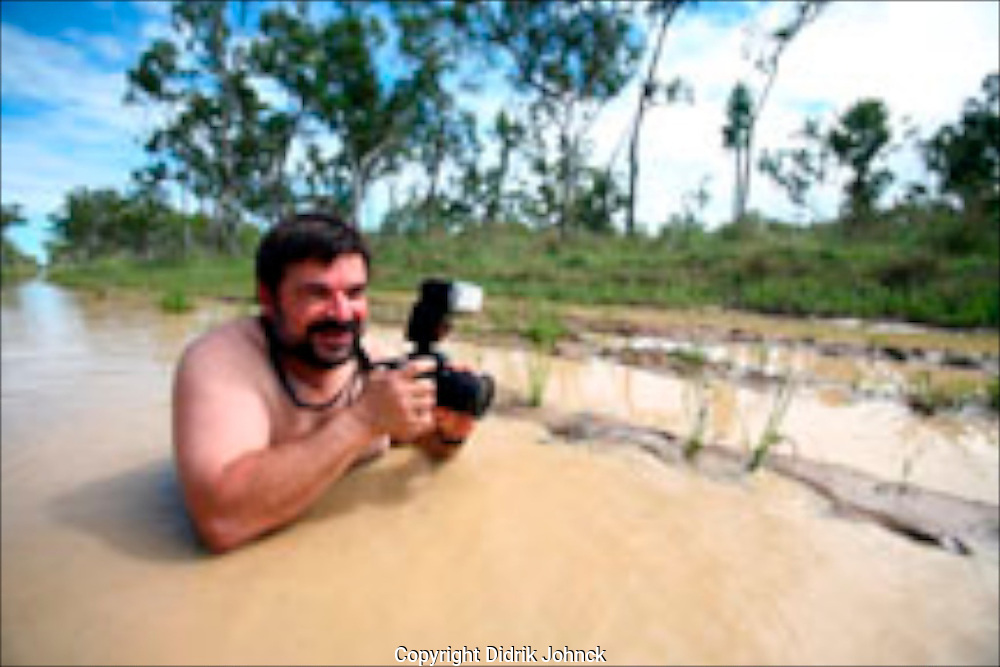 Jonathan Chester hones in on the elusive mud dwelling dingleberry ony found deep in the Australian Outback.
