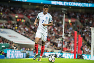 (7) Marcus RASHFORD during the FIFA World Cup Qualifier match between England and Slovakia at Wembley Stadium, London, England on 4 September 2017. Photo by Sebastian Frej.