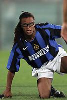 Pisa 14/8/2004 Inter Aek Atene 5-1 Friendly tournament Sky. Edgard Davids Inter<br /> <br /> Foto Andrea Staccioli Graffiti