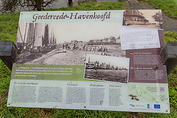 Havenhoofd, Goeree-Overflakkee, Zuid Holland, Netherlands