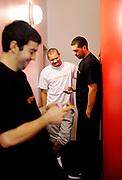DESCRIZIONE : Championnat de France Pro a Antares Le Mans Sujet Twitter<br /> GIOCATORE : Alex ACKER JP BATISTA Taylor ROCHESTIE <br /> SQUADRA : Le Mans<br /> EVENTO : Magazine Twitter<br /> GARA : <br /> DATA : 08/11/2011<br /> CATEGORIA : Basketball France Homme  Magazine Twitter<br /> AUTORE : JF Molliere<br /> Galleria : France Basket 2011-2012 Magazine<br /> Fotonotizia : Championnat de France Basket Pro A<br /> Predefinita :